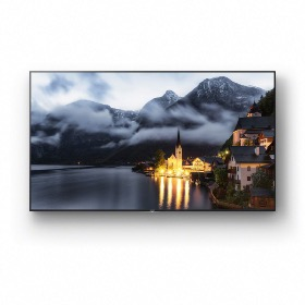 afficher l'article Afficheur professionnel 55' Sony Bravia FW-55XE9001