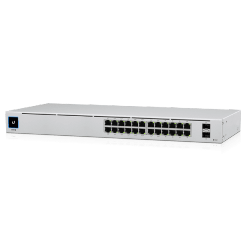 Switch UniFi 8 ports giga + 16 PoE 95W 2 SFP Ubiquiti
