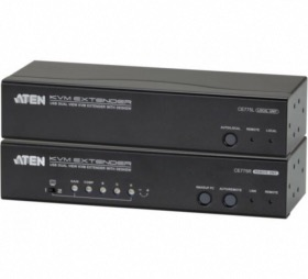 Prolongateur KVM VGA/USB/Audio ATEN CE775