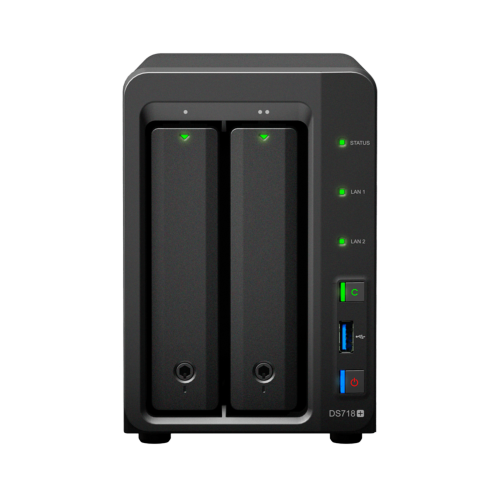 DS718+ NAS Synology 6 To Ironwolf
