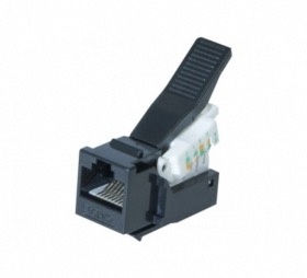 Embase RJ45 courte CAD Cat.6 UTP