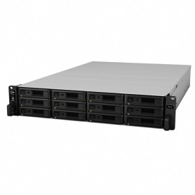 RackStation RS2418RP+ NAS Synology 72 To NS 24/24