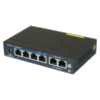 Switch 6 ports 10/100 dont 4 PoE+ Dexlan