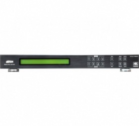 Commutateur matriciel 4 HDMI Scaler mur images ATEN VM5404H