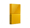 Disque dur externe WD My Passport USB 3.0 1To jaune