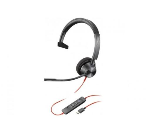 Micro casque USB-C Blackwire 3310 Plantronics