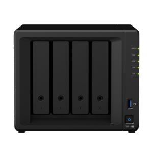 DiskStation DS918+ Synology