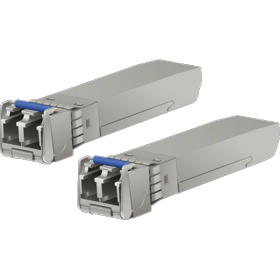Pack 2 modules SFP+ 10G monomode 10 Km Ubiquiti