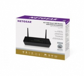 Routeur Netgear R6220 Gigabit Dual Band AC1200