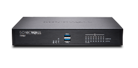 SonicWALL TZ500 TotalSecure 1 an
