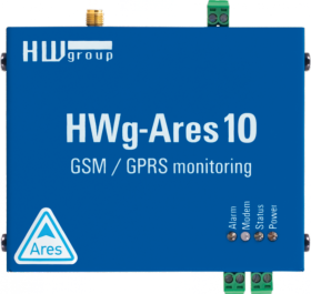 Thermomètre GSM HWg-ARES 10 TSet