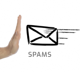 Anti-Spam MailSecure Cloud licence 1 an 1 boite