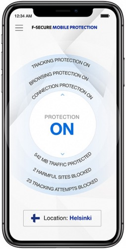 Freedome for Business Protection Service par F-Secure - 1 an