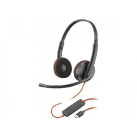 Micro casque USB-A Blackwire C3220 Plantronics