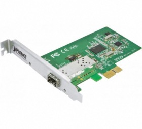 Carte PCI-Express Gigabit SFP Planet ENW-9701