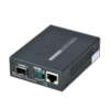 Convertisseur fibre optique SFP RJ45 gigabit Planet GT-805A