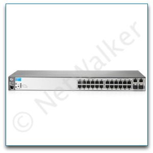 Switch 2620-24 HP 24 ports 10/100 +2 Gigabit + 2 SFP