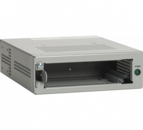 Chassis pour 1 convertisseur Allied Telesis AT-MCR1