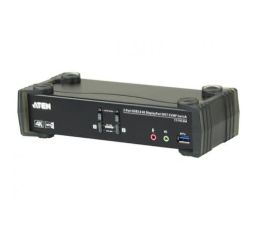 KVM ATEN CS1922M double écran DP HDMI USB