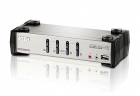Switch KVM ATEN CS1734B VGA/USB 4 ports