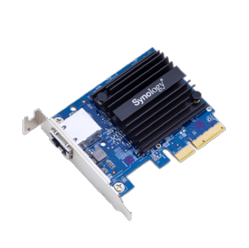 Synology carte réseau 10Gb/s Single Port RJ45