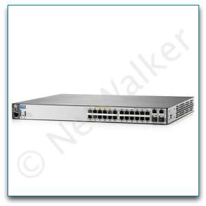 Switch 2620-24-PPoE HP 24 ports 10/100 +2 Gigabit + 2 SFP