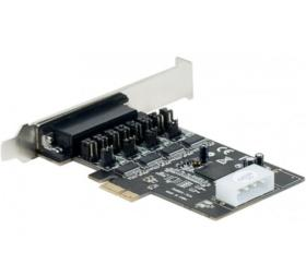 Carte PCI Express 4 ports RS-232 POS CP130