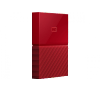 Disque dur externe WD My Passport USB 3.0 1To rouge