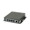Switch 5 ports 10/100 dont 4 PoE+ Netis PE6105