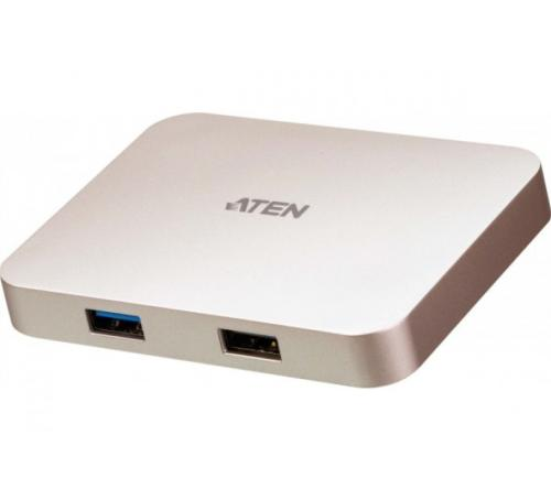Station d'accueil USB-C vers HDMI Aten UH3235