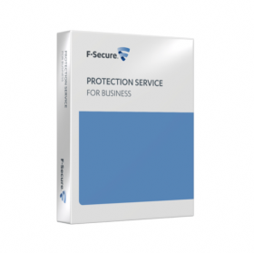 F-Secure Protection Service for Business Licence (1-24) - 1 an
