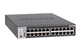 Switch 24P 10G 4SFP+ Netgear XSM4324CS M4300-24X