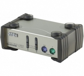 Switch KVM VGA/PS2 ATEN CS82A 2 ports