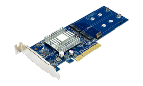 Synology carte adaptatrice double M.2 SSD