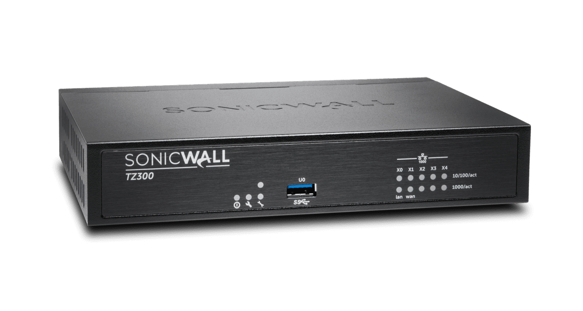 Achat Firewall Sonicwall Tz300