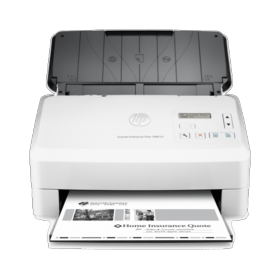 Scanner HP ScanJet Enterprise Flow 7300 s3