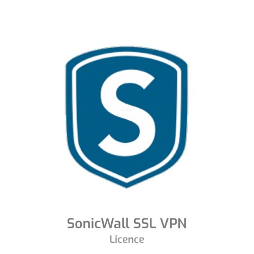 SonicWall SSL VPN licence 1.000 connexions