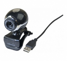 Webcam USB avec micro