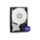 Disque Dur 3.5 SATA III Western Digital Purple 1 To