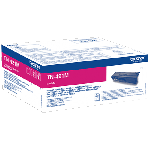 Toner magenta 1800 pages Brother TN-421M