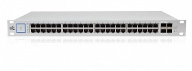 Switch UniFi 48 ports giga PoE+ 750W 2 SFP 2 SFP+ Ubiquiti