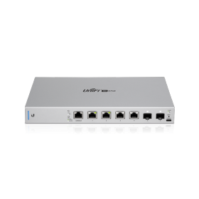 Switch UniFi 4 ports 10 giga PoE++ 2 SFP+ Ubiquiti