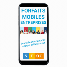 Forfaits Mobiles professionnels