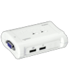 Switch KVM Trendnet TK-207K VGA USB 2 ports