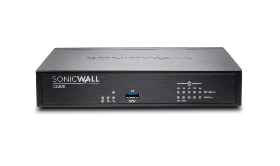 SonicWALL TZ300 TotalSecure 1 an