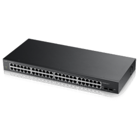 Switch 48 ports gigabit 2 SFP Zyxel GS1900-48