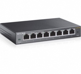 Switch 8 ports gigabit Easy Smart TP-Link TL-SG108E