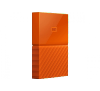 Disque dur externe WD My Passport USB 3.0 1To orange
