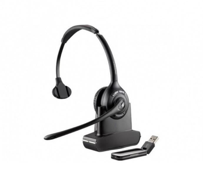 Micro casque sans fil DECT Plantronics Savi W410A