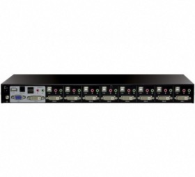 Switch KVM ATEN CS1768 DVI/USB/Audio 8 ports
